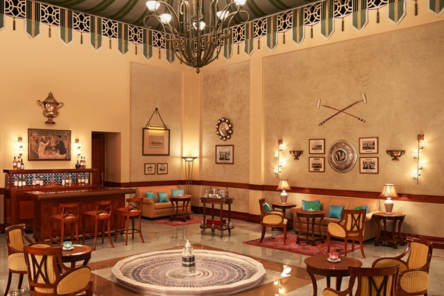 Polo Lounge - Rajasthan